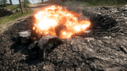 BF1 M30 Scout Destroyed