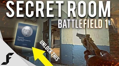 How to unlock the Secret Zombie Room Dogtag in Battlefield 1 - Battlefield 2018 Reveal Date