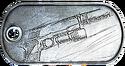BF3 M1911 S-TAC Master Dog Tag