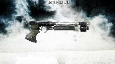 Battlefield Bad Company 2 - Tracer Dart Gun Sound