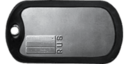 BF4 Russia Dog Tag