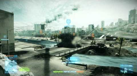 Battlefield 3: Strike at Karkand Gameplay Trailer
