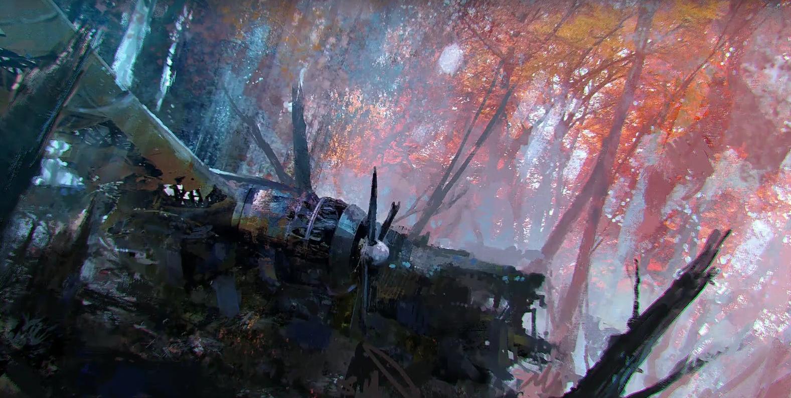 Image concept art 2 battlefield battlefield - Battlefield v concept art wallpaper ...