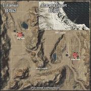 El Alamein comparison to BC2