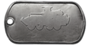 BF4 LAV-25 Master Dog Tag