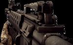 BFBC2 M16A2 Rest