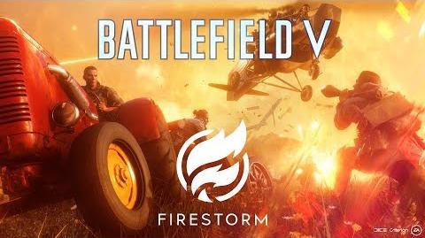CuBaN VeRcEttI/Firestorm, el modo Battle Royale de Battlefield V, llegará gratis el 25 de marzo