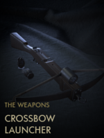 Crossbow Launcher (Codex Entry)