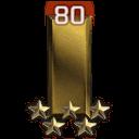 Rank 80