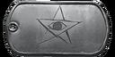 BF4 Commander Surveillance Medal Dog Tag