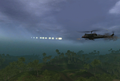 BFV UH-1 HUEY ROCKET