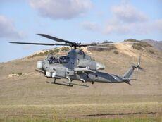 AH-1Z COBRA IRL