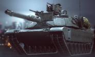 M1A2 Abrams with Reactive Armor Menu BF4