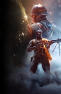 BF1 Conquer Hell Poster