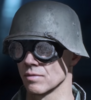 BFV Axis Unused Headgear 21