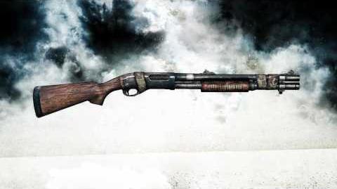 Battlefield Bad Company 2 Vietnam - 870 Combat Sound