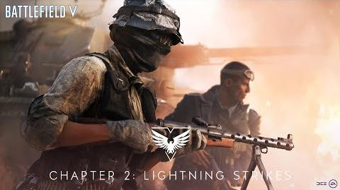 Battlefield V Update - Chapter 2 Lightning Strikes