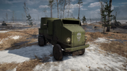 BF1 Assault Truck AT Front
