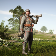Battlefield 1 German Empire Medic Squad