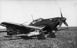 Ju-87 IRL