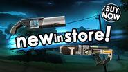 BFH Aliens Soundwave Shotguns Promo