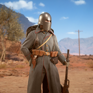 Battlefield 1 Incursions Central Powers Mortar Support