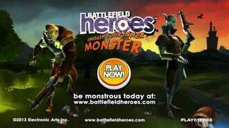 Battlefield Heroes - Monsters