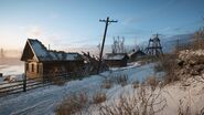 Volga River Shillera Village 02