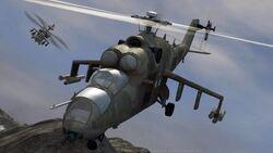 BF2MC Mi-24