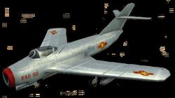 BFV MiG-17