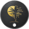 Battlefield 1 Desert Palm Dog Tag