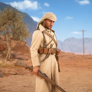 Battlefield 1 Ottoman Empire Scout