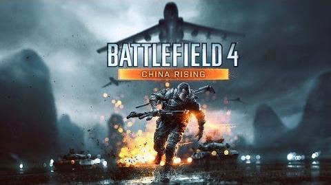 Battlefield 4 trailer officiel de China Rising
