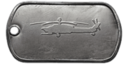 BF4 Mi-28 Havoc Master Dog Tag
