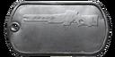 BF4 Rorsch Mk-1 Master Dog Tag