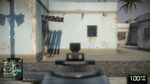 BFBC2 MG3 SIGHT