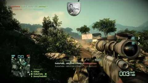 Battlefield Bad Company 2 - VIP Map Pack 2 Trailer