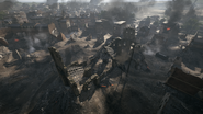 Amiens Frontlines German Base 01