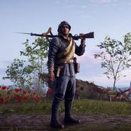 Battlefield 1 French Republic Medic Squad