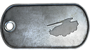 Tank Destroyer Proficiency Dog Tag