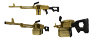 BFH Golden PKM Render