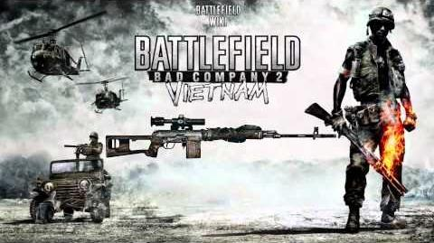 Battlefield Bad Company 2 Vietnam - SVD Sound
