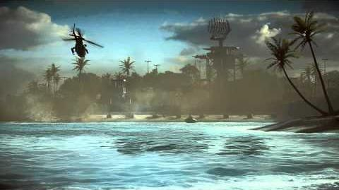 "Only in Battlefield 4: ""Beach Bomb"" Trailer"