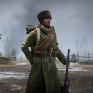 Battlefield 1 Russian Empire Support