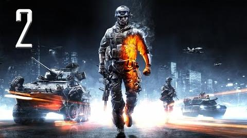 Battlefield 3 Walkthrough - Uprising