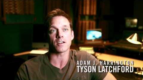 Battlefield Hardline Character Interview, Adam Harrington