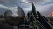 BF1 BL 9.2 Siege Gun HUD