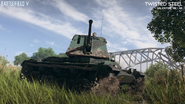 BF5 Valentine Mk I AA Promotional 01