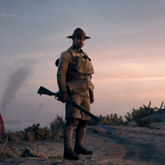 Battlefield 1 British Empire Turning Tides Scout Squad