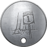 Road to Battlefield 1 Dog Tag